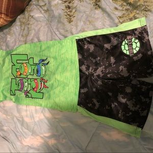 Other - Children's ninja turtles outfit